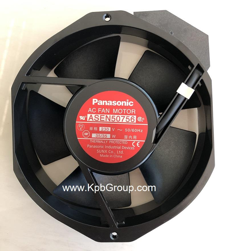 PANASONIC AC Fan Motor ASEN5075 Series,ASEN5075, ASEN50751, ASEN50752, ASEN50754, ASEN50756, PANASONIC, AC Fan Motor, Electric Fan, Cooling Fan,PANASONIC,Machinery and Process Equipment/Industrial Fan