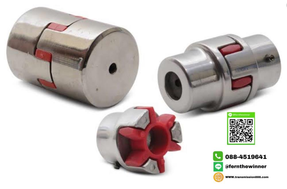 Rotex/ Jaw coupling/ ยอยแฉก/ Flexible/ HRC/ Servo coupling/ คัปปลิ้งแฉก,Rotex/ Jaw coupling/ ยอยแฉก/ Flexible/ HRC/ Servo coupling/ คัปปลิ้งแฉก,-,Electrical and Power Generation/Power Transmission