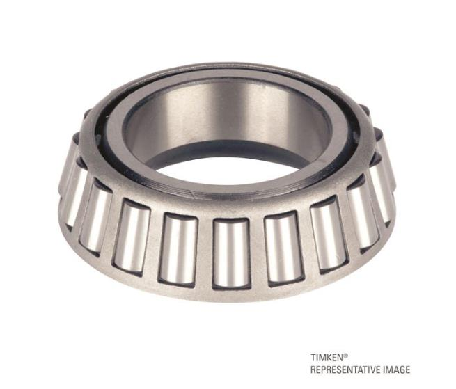 49580 ( Tapered Roller Bearings – Single Cones – Imperial TIMKEN ) d 1.8750 in 47.625 mm.. B 1.2500 in 31.750 mm.. = 1 ชิ้น,49580,TIMNEN,Machinery and Process Equipment/Bearings/General Bearings