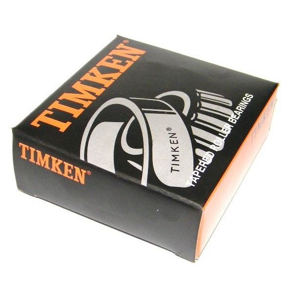 49580 ( Tapered Roller Bearings – Single Cones – Imperial TIMKEN ) d 1.8750 in 47.625 mm.. B 1.2500 in 31.750 mm.. = 1 ชิ้น