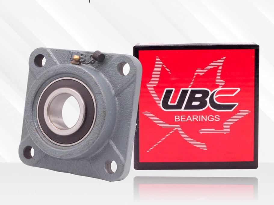 UKF209 UBC ตลับลูกปืนตุ๊กตา UKF 209 G ( ใช้กับ Sleeve H2309 เพลา 40 มม. หรือ Sleeve HE2309 เพลา 1.1/2 นิ้ว ),UKF209,UBC,Machinery and Process Equipment/Bearings/General Bearings
