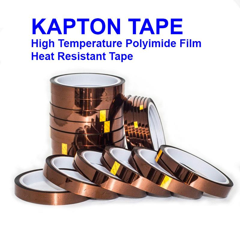 Kapton tape (Polyimide) heat resistant tape,Anti Static Kapton Tape ,,Sealants and Adhesives/Tapes