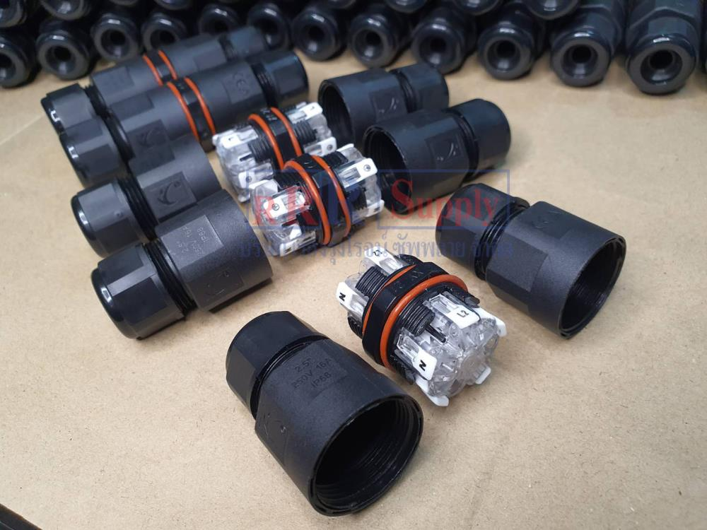XY21-5P : IP68 Waterproof Connector