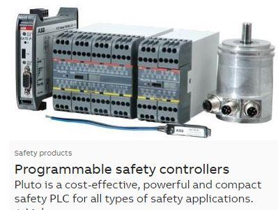 ABB PLC : Programmable safety controller,ABB PLC : Programmable safety controller,ABB,Automation and Electronics/Automation Equipment/General Automation Equipment