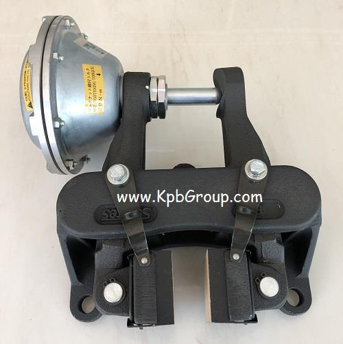 SUNTES Pneumatic Disc Brake DB-3020A-4-01 (L-Side),DB-3020A-4-01, DB-3020A-4-01L, SUNTES, SANYO SHOJI, Pneumatic Disc Brake,SUNTES,Machinery and Process Equipment/Brakes and Clutches/Brake
