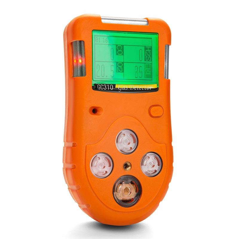 Portable gas detector/เครื่องตรวจจับแก๊สรั่ว(4ชนิด),gas detector, portable detector, gas leak,CCE Safety,Plant and Facility Equipment/Safety Equipment/Safety Equipment & Accessories