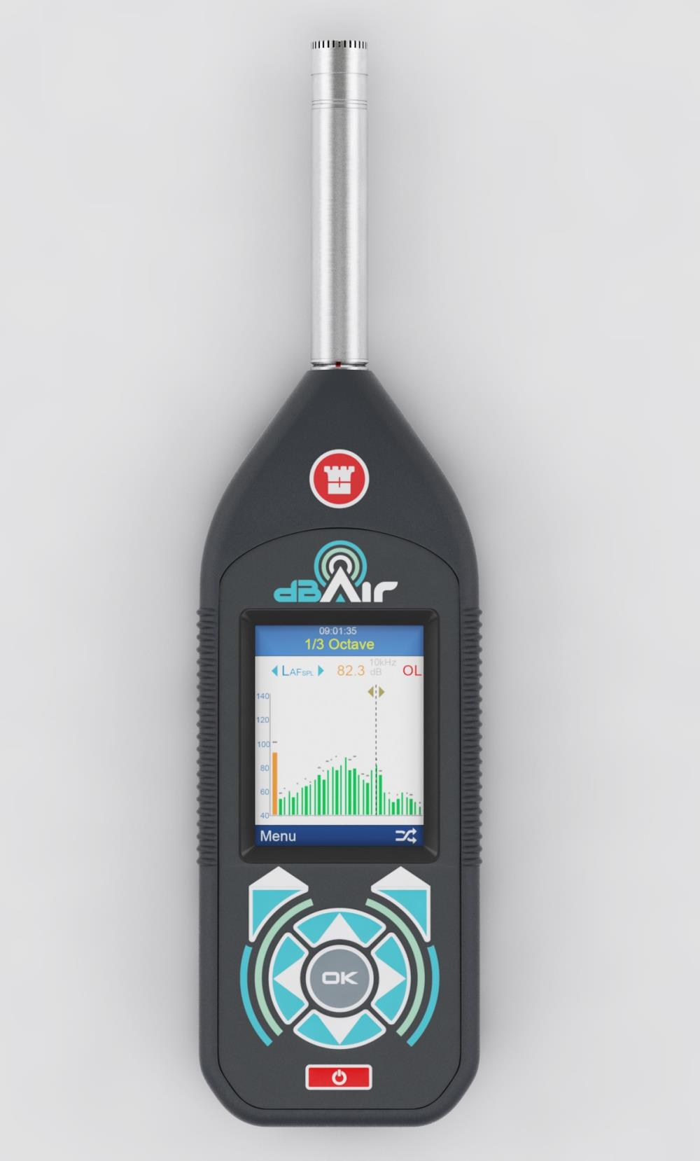 DBAIR SAFETY OCTAVE (1/1) CLASS 1,Sound Meter,-,Energy and Environment/Environment Instrument/Sound Meter