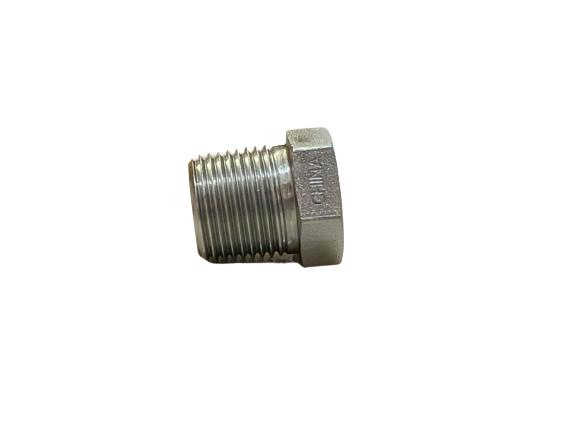Parker, Reducer, 3/8 X 1/4 PTR-SS,fittings, ข้องอ, ข้องอเกลียวนอก, ข้อต่อ, ข้อต่องอ, ข้อต่อท่ออุตสาหกรรม, ข้อต่อท่อ, Reducer, 3/8 X 1/4 PTR-SS , parker, Adapters,Parker,Hardware and Consumable/Fittings