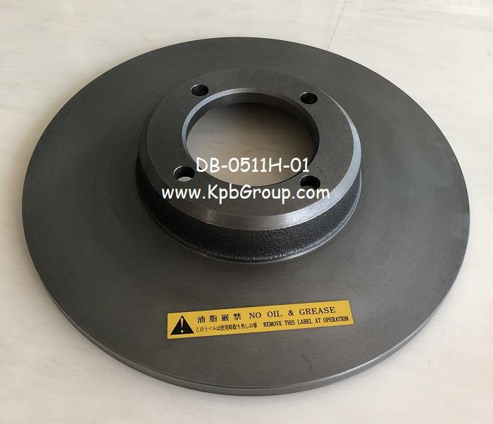 SUNTES Flange Type Solid Disc DB-0511H-01,DB-0511H-01, SUNTES, SANYO SHOJI, Solid Disc, Brake Disc,SUNTES,Machinery and Process Equipment/Brakes and Clutches/Brake Components