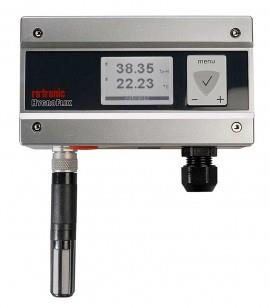 Dew Point Transmitter ROTRONIC Model HF5,Dew Point Meter,ROTRONIC,Instruments and Controls/Instruments and Instrumentation